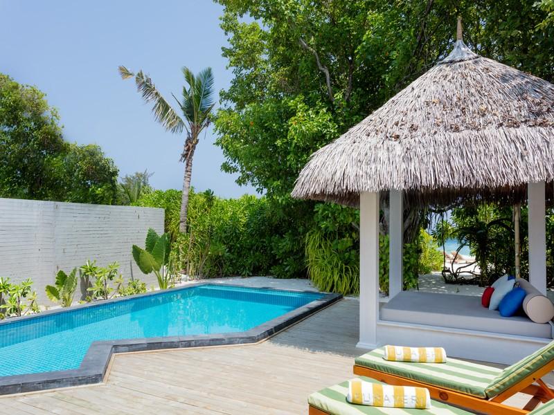 Dhoni Pool Villa - Pool View (3)